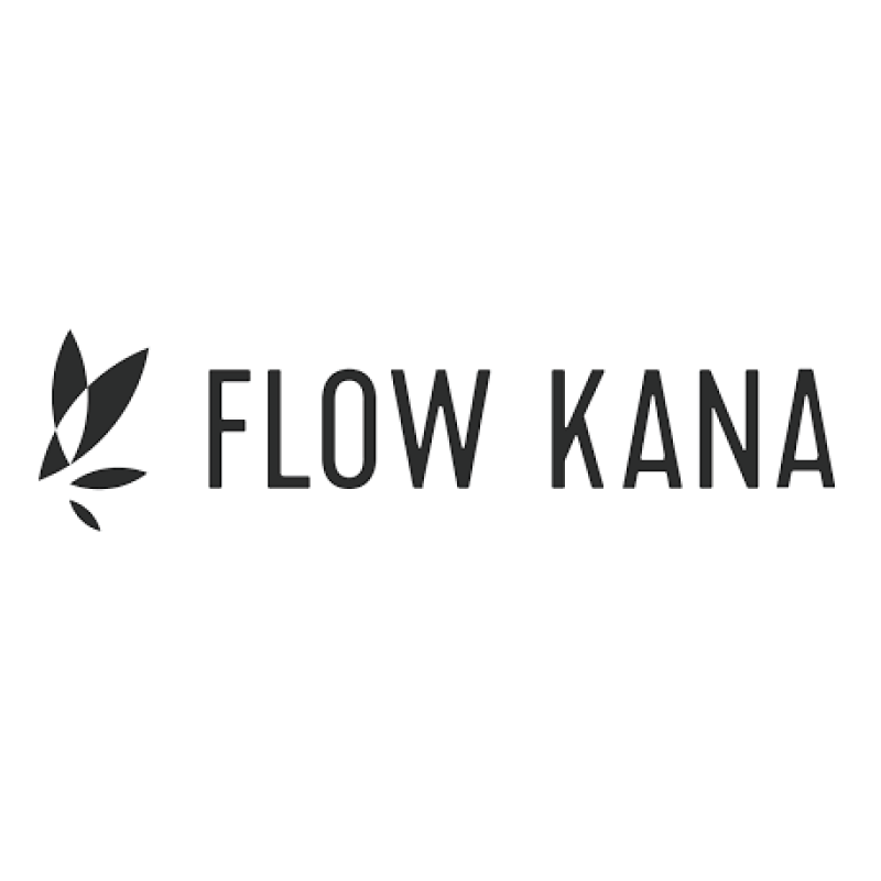 FLOW KANA   Branded Product   Premium sun-grown, small batch sustainable cannabis from the leading local organic cultivators of California's Emerald Triangle. Flow Kana devotes its culture to providing the highest quality cannabis supply chain management to benefit consumers, growers, and the environment in which we all live. Carefully curated, reliably pesticide-free premium cannabis. Only the best product receives the Flow Kana mark.
