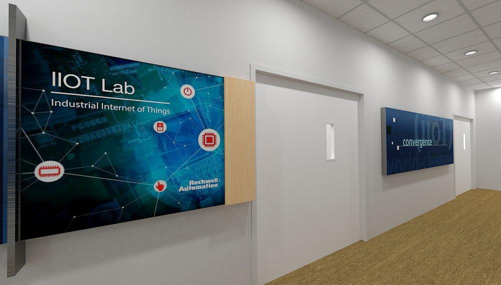Industrial IoT Lab