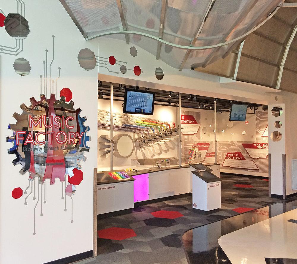 Discovery World Exhibit