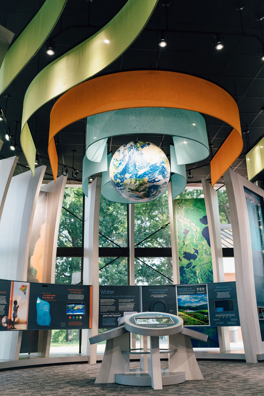 Earth Science Exhibit