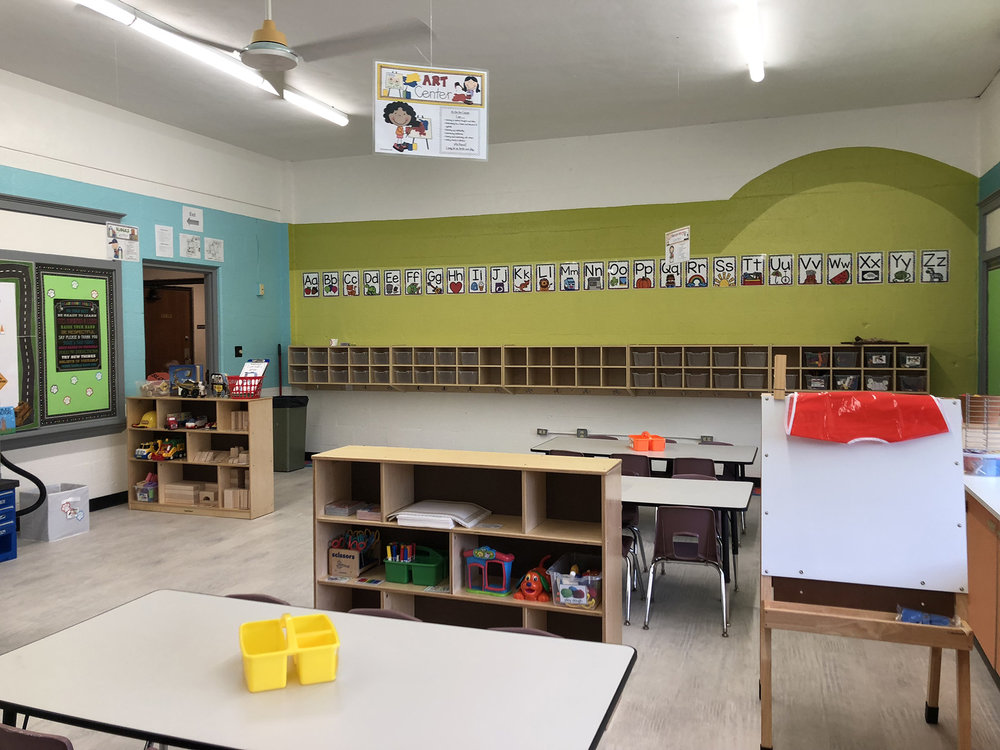 Preschool Classroom Environment