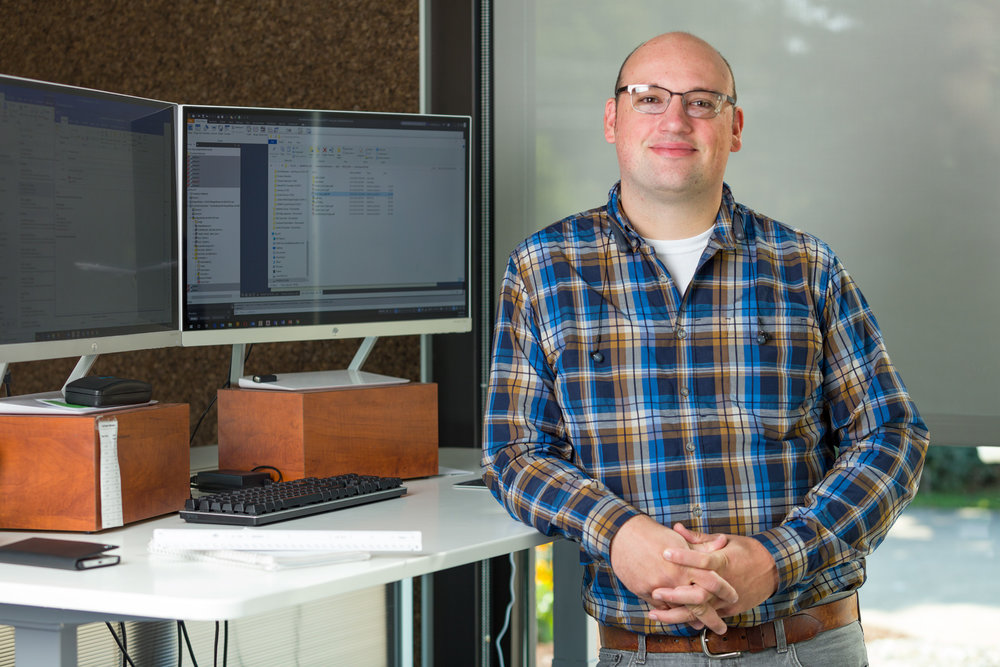 Mark Chester, CAD & Tech Innovation