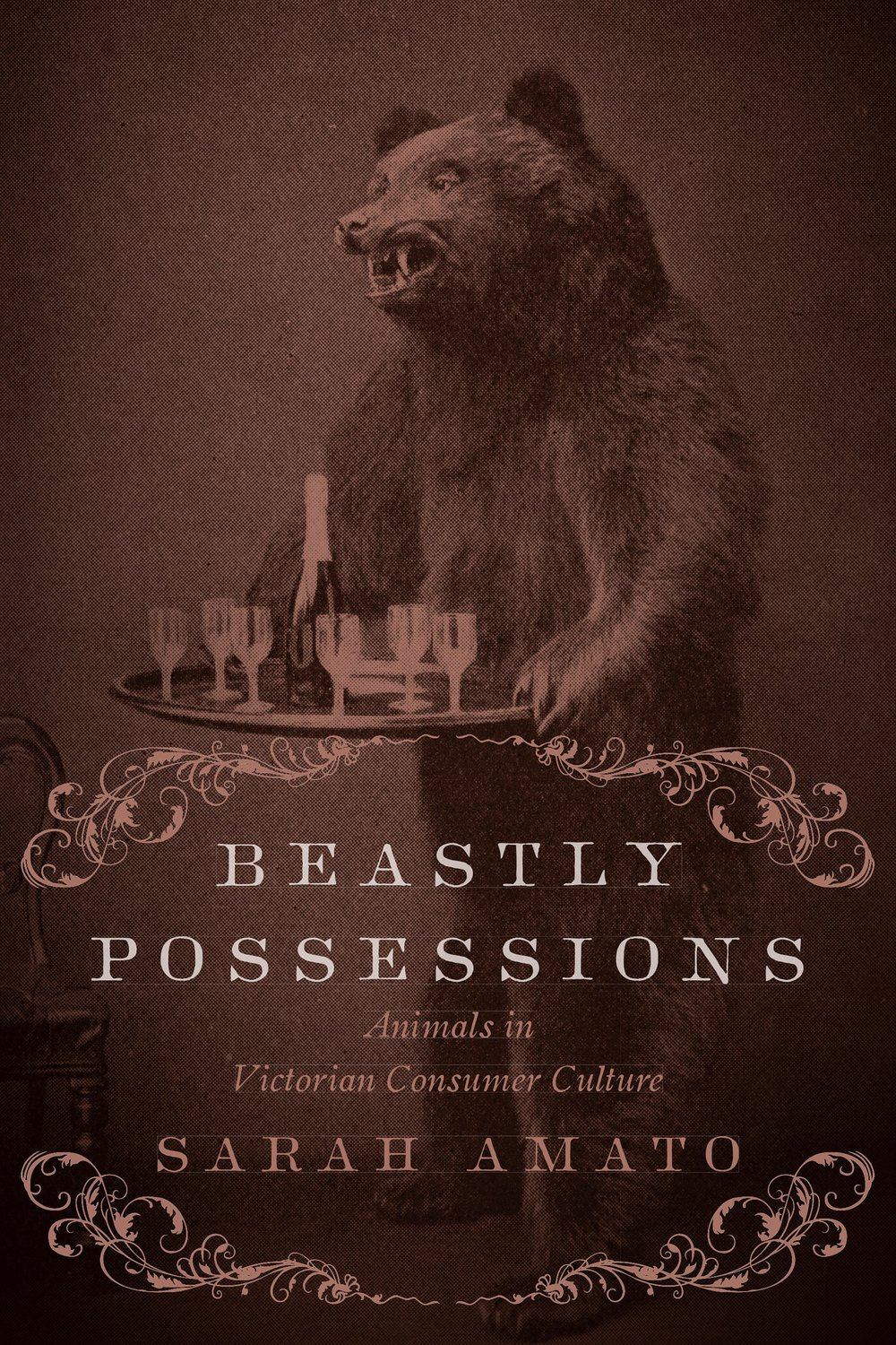 Beastly Possessions book cover