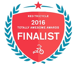 2016 Finalist - for the Red TricycleTotally Awesome Awards forMost Doting Doula in NYC
