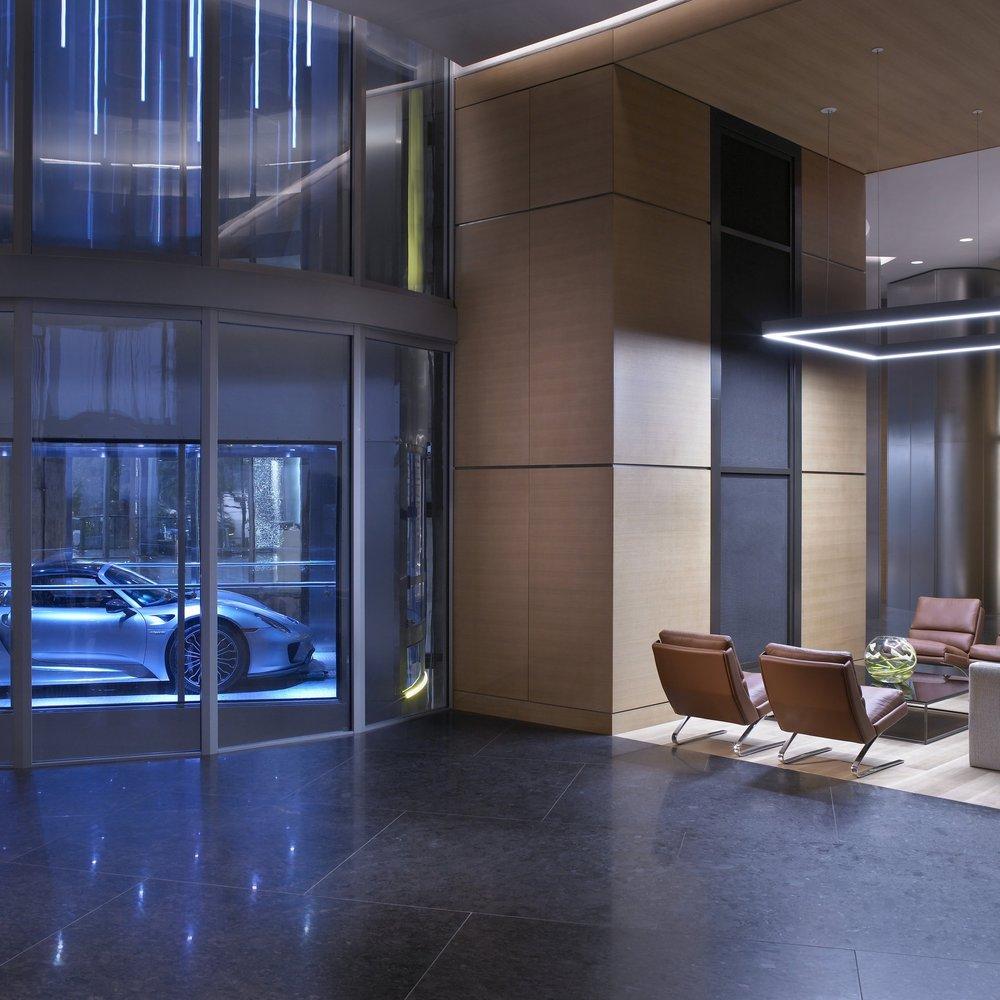 Miami Florida Commercial Interior Design
