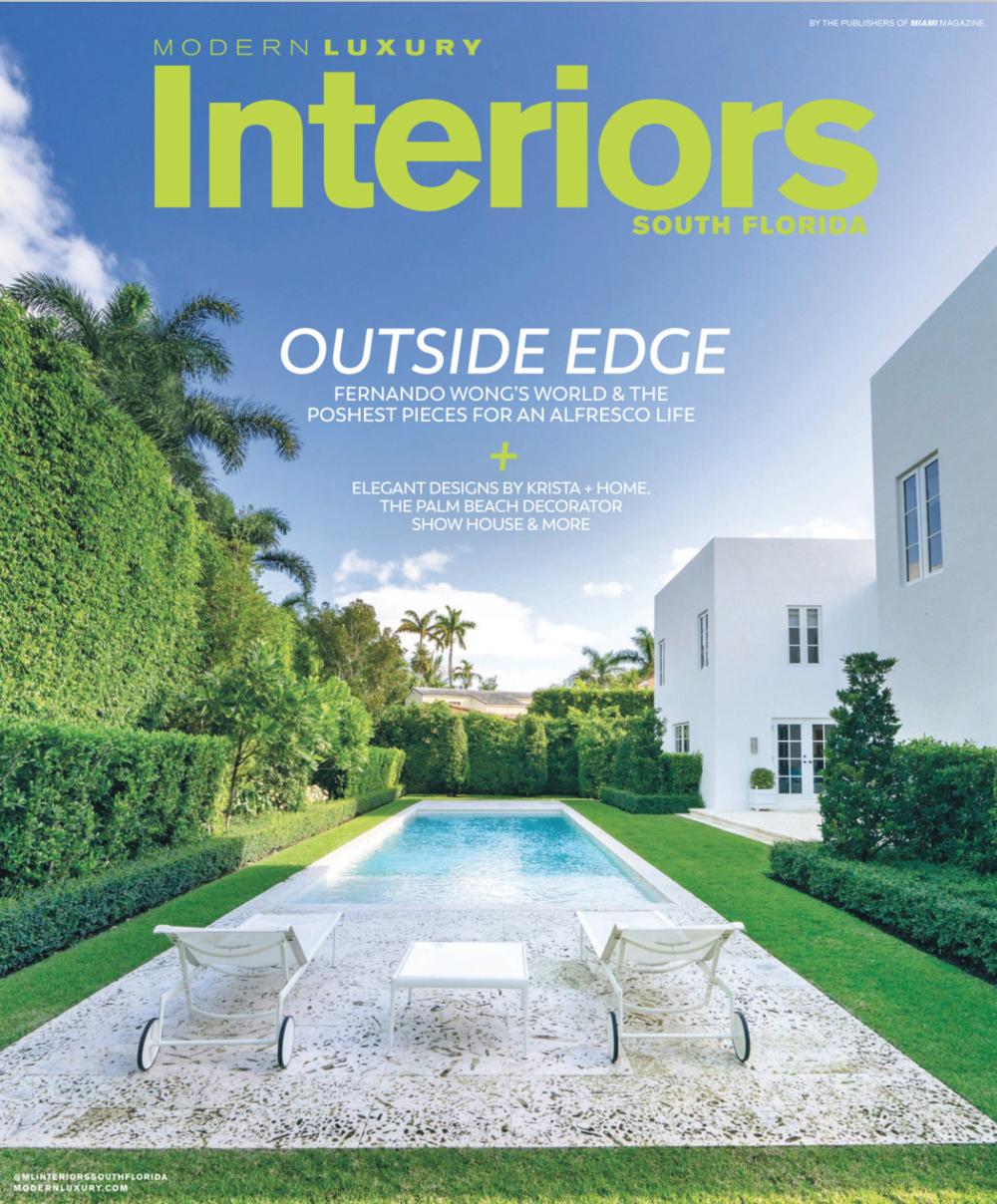 Modern Luxury Interiors Spring 2019