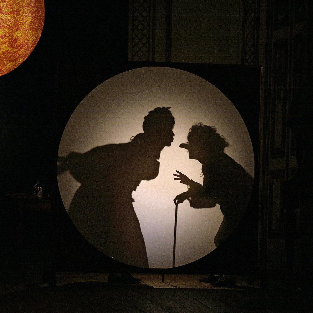 Il mondo della luna, Drottningholm, 2008 - Designer: Marika Feinsilber