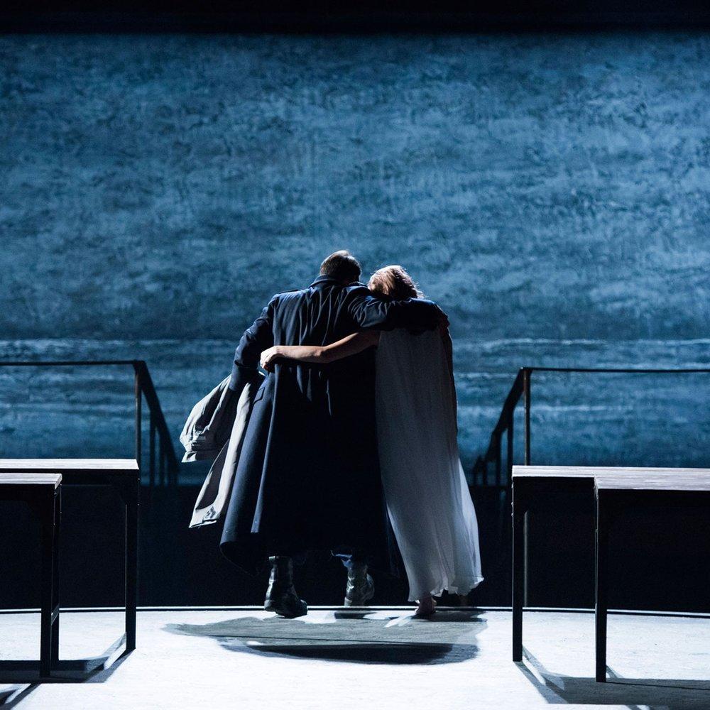 Otello, Opera på Skäret, 2014 - Designer: Cordelia Chisholm