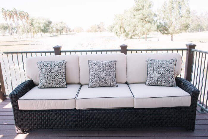 Patio Cushions from Westend Furniture