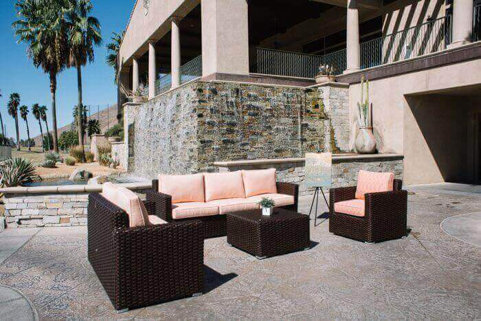 Outdoor Patio Furniture in Hemet, California