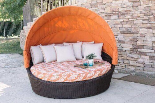 Excellent 5 Great Patio Furniture Ideas For Small Spaces Unemploymentrelief Wooden Chair Designs For Living Room Unemploymentrelieforg