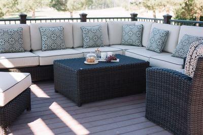 Best outdoor furniture California.