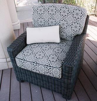 Charmant Grade F Patio Cushions