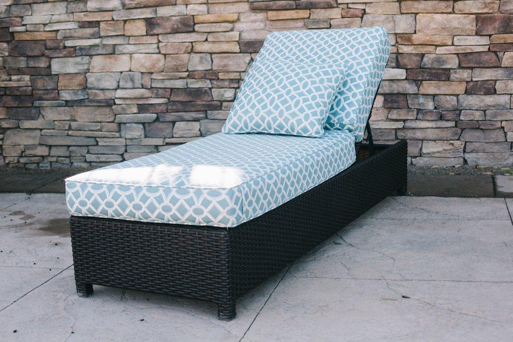 Buena Vista Single Chaise