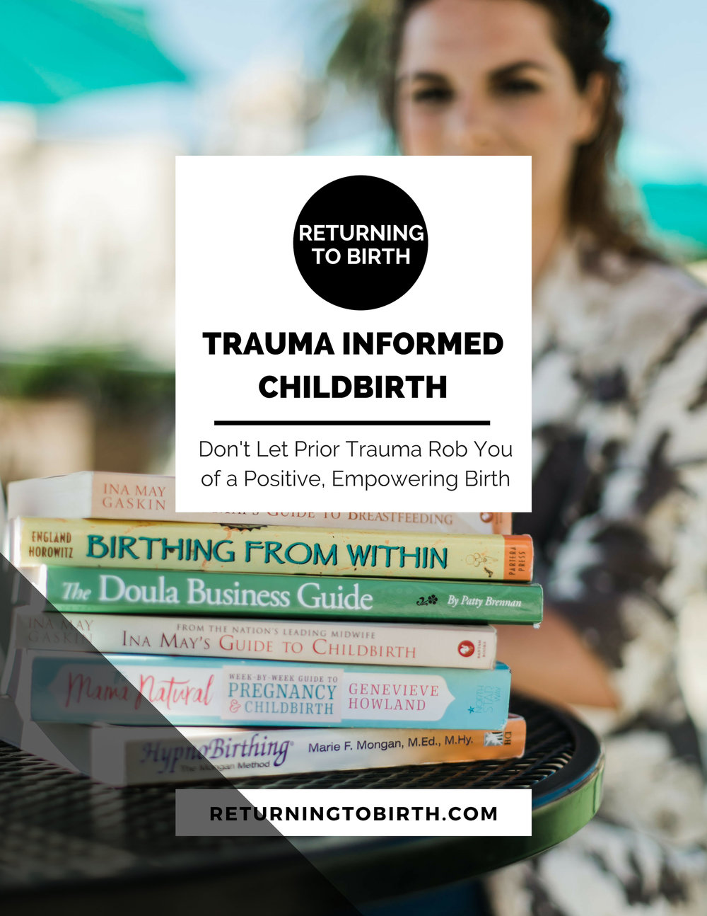"""Are you an Abuse Survivor? - Did you know it could come back up during childbirth?Check out my Free Resource Library for help preventing your abuse history from hijacking your birth.Click >>>HERE<<< to get my E-book """"Trauma Informed Childbirth"""""""
