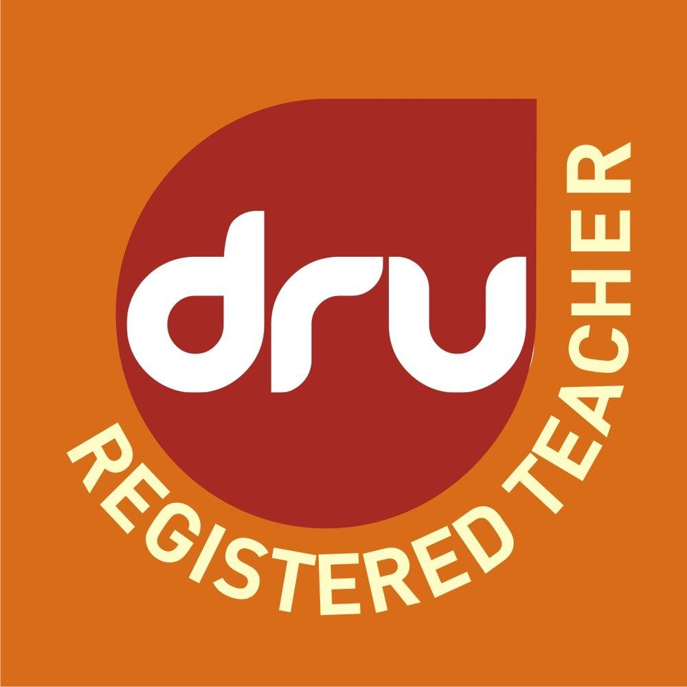 Dru Yoga Registered Teacher