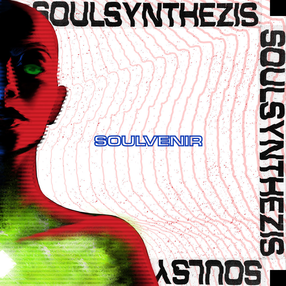 (EP) Soulvenir - SOULSYNTHESIS - WHITE/POSITIVE