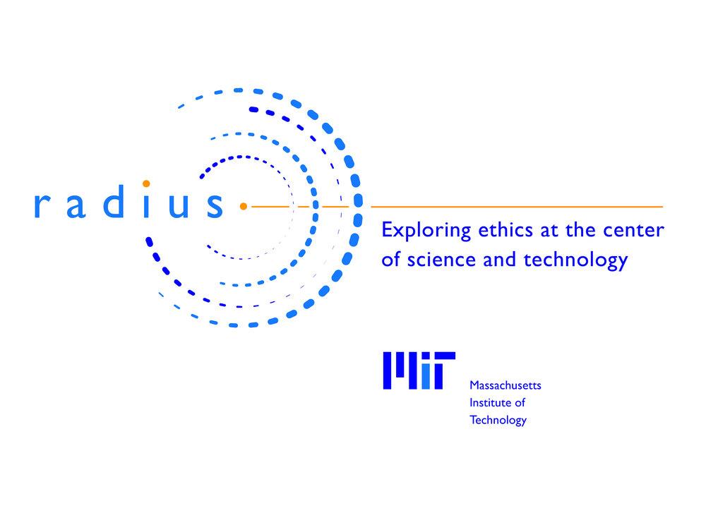 MIT Radius logo design