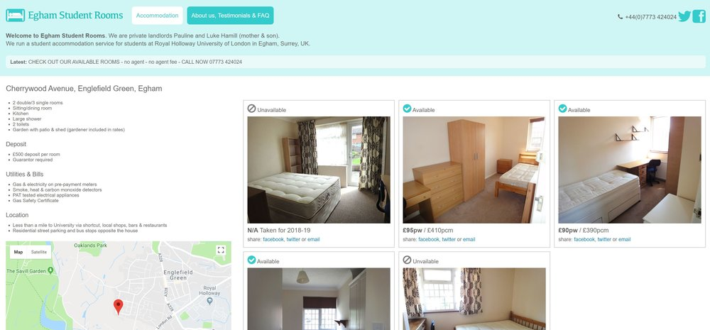 Original Egham Student Rooms Website.JPG