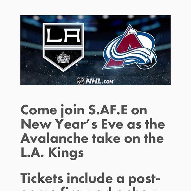 Omg. We only have 21 tickets left. $24. NYE. Lit!
