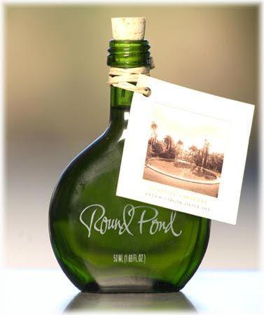 Round Pond Estate 50ml Italian varietal olive oil - $10