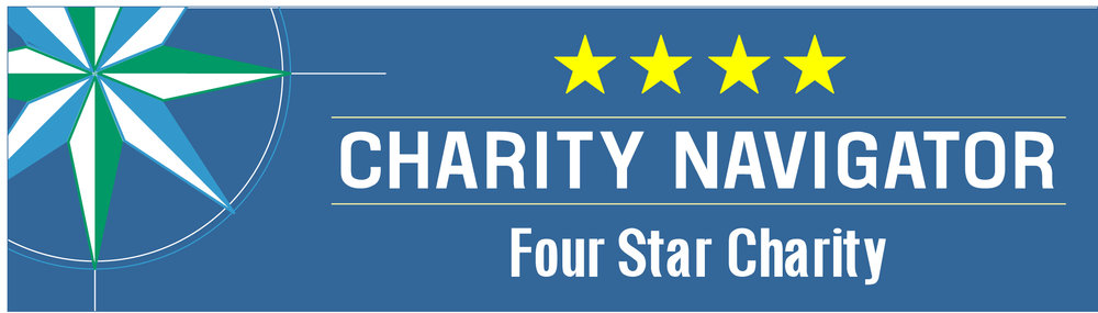 ABC receives 10th consecutive 4-star rating — placing us in the top 1% of charities -