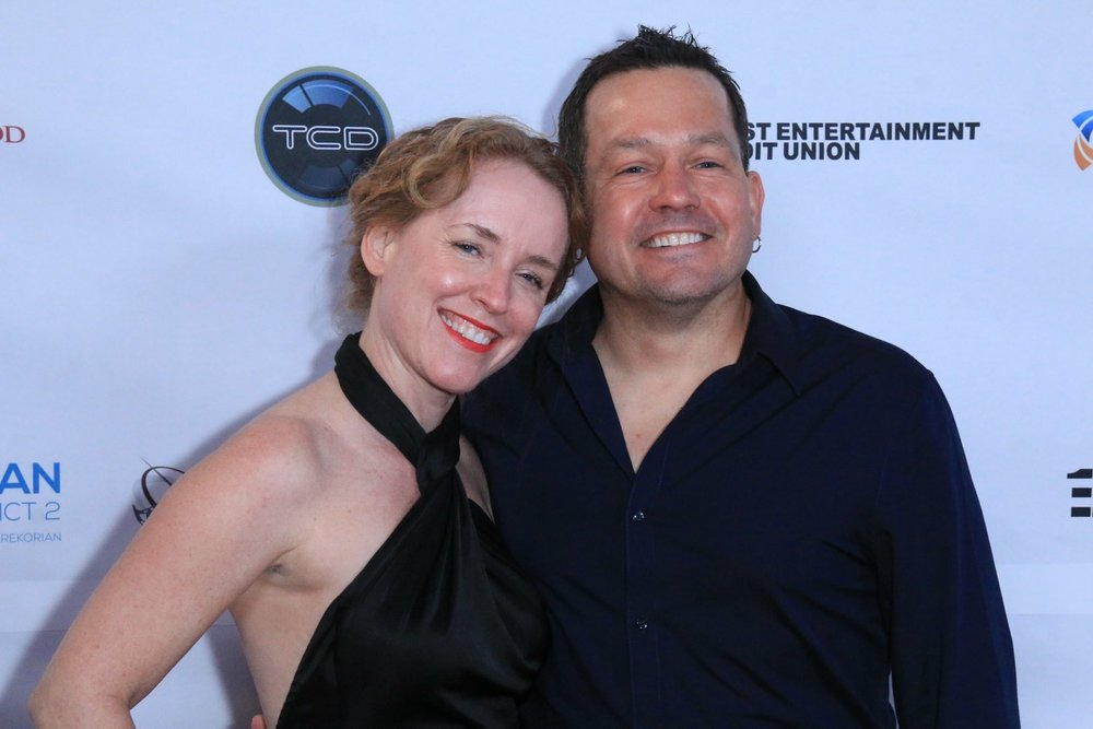 Ready Steady Cut Interview -- Daniel Hart, Mar 27, 2018 - Kevin and Jennifer discuss women and diversity in film, working together as a married couple, challenges of a directorial debut, Edgar Allan Poe, and strong female leads