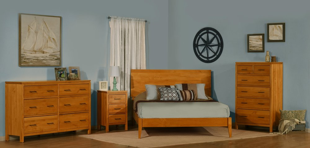 Archbold 2 West Bedroom Set