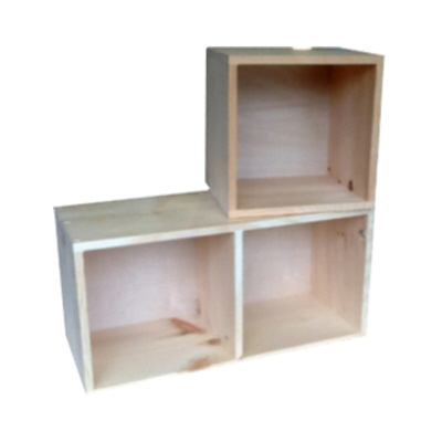 CD + DVD Shelves + Cubes
