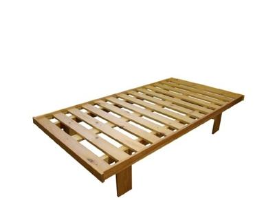 Bed - Evergreen - Slat Bed - Unfinished.jpg