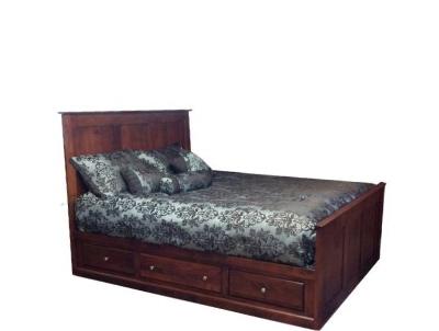 Alder Beds - Archbold - Low storage bed 6 drawer combo - Finished.jpg