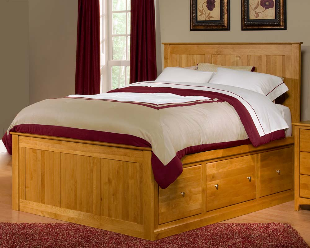 Alder Beds - Archbold - Tall storage bed drawer 3 tall drawers - Finished.jpg