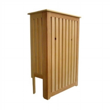 radiator cover - evergreen - wood slat - finished.jpg