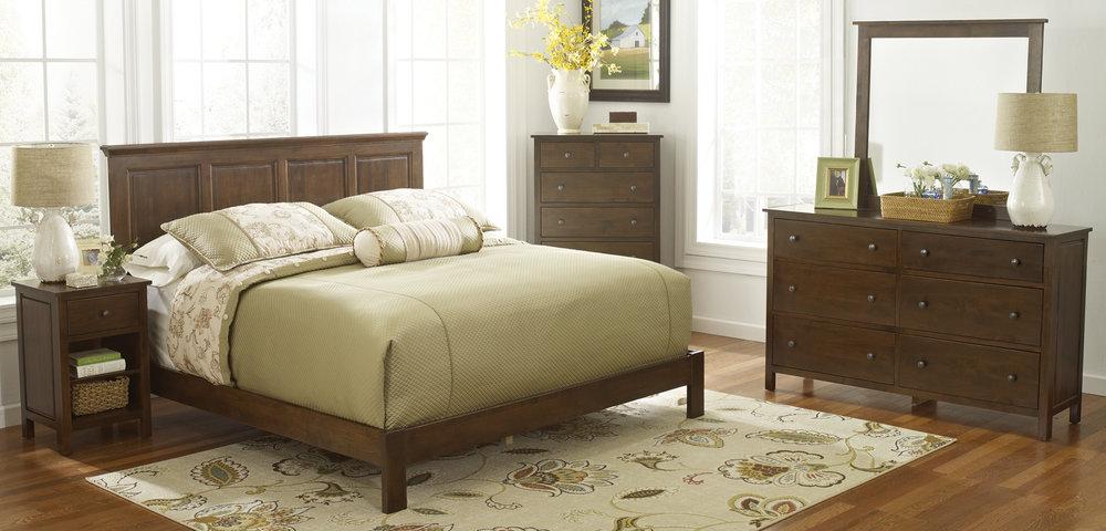 Archbold Heritage Bedroom Set