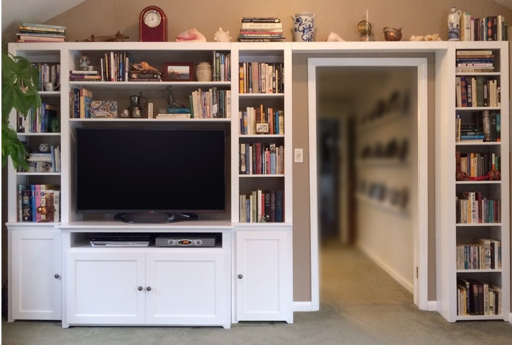 Berkshire Wall Unit
