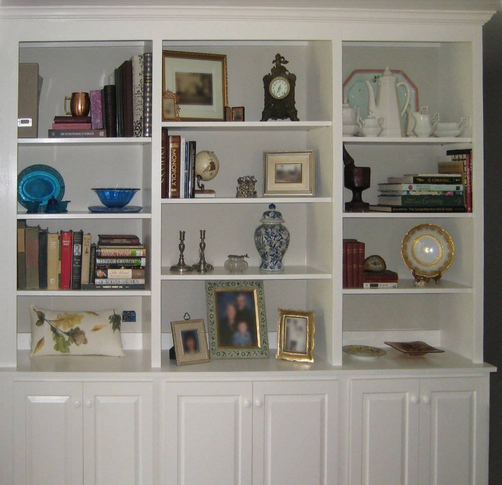 Berkshire Bookcase With Doors