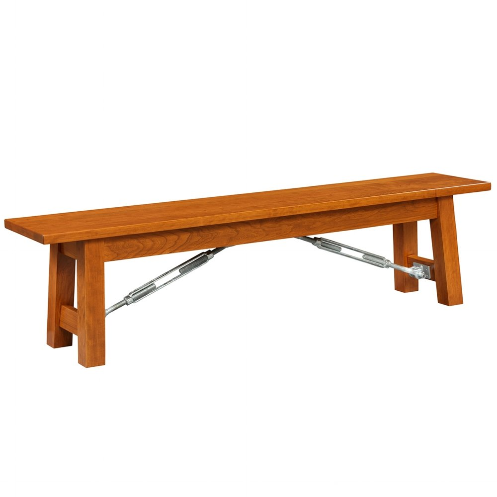 Penns Creek Ocean Currents Dining Bench    Starting at: $