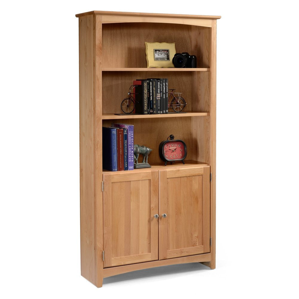 Archbold Shaker Bookcase Hutches    Starting at: $747.99