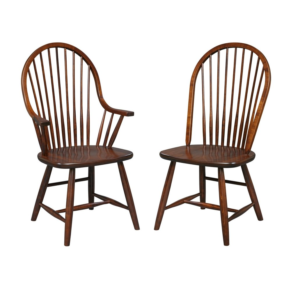 Penns Creek Shaker New England Windsor Chairs    Starting at: $