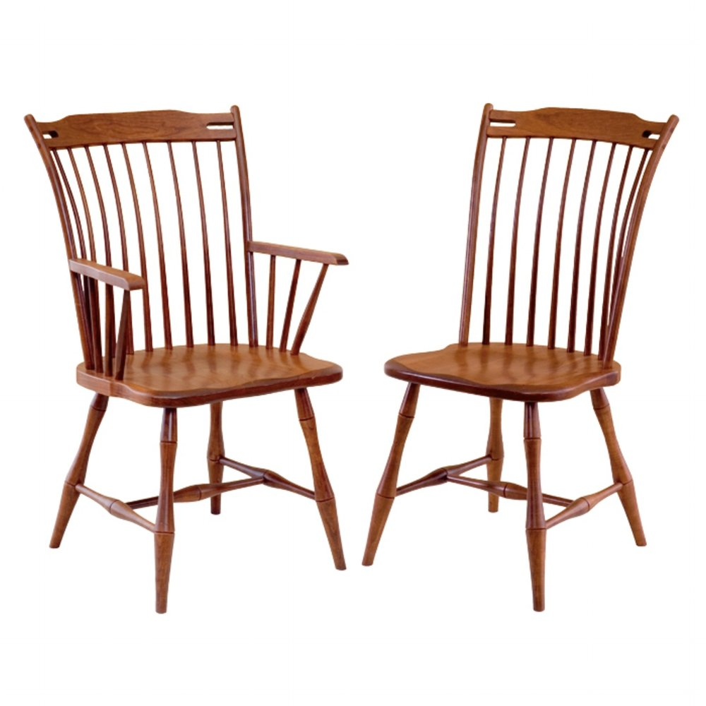 Penns Creek Thumb-Back Chairs    Starting at: $359.99