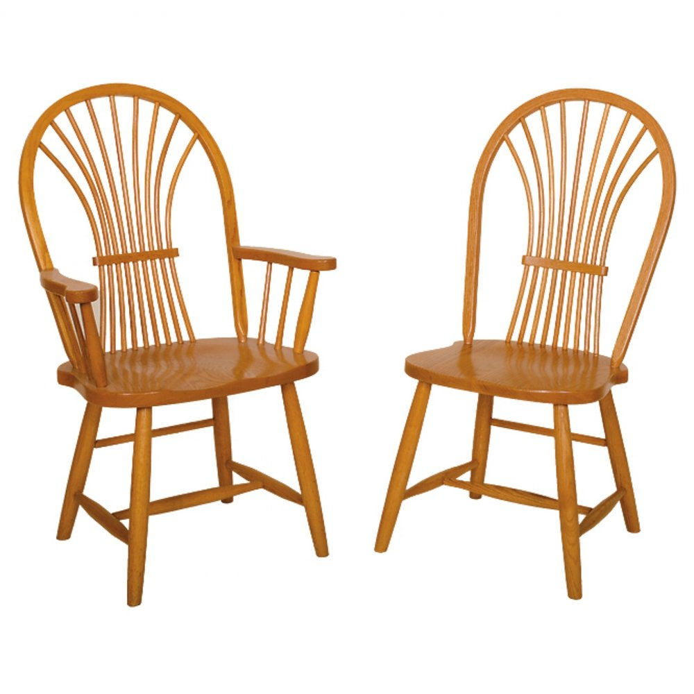 Penns Creek Shaker Wheat-Back Windsor Chairs    Starting at: $