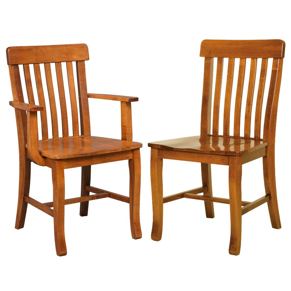 Penns Creek Lumbar Mission Chairs    Starting at: $527.99