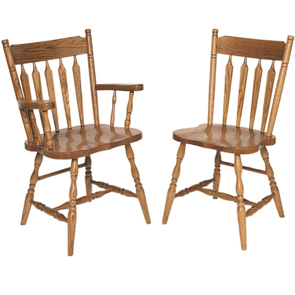 Penns Creek Colonial Arrow-Back Chairs    Starting at: $314.99