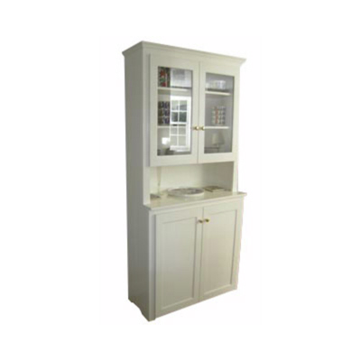 Berkshire Classic Stepback China Hutch    Starting at: $