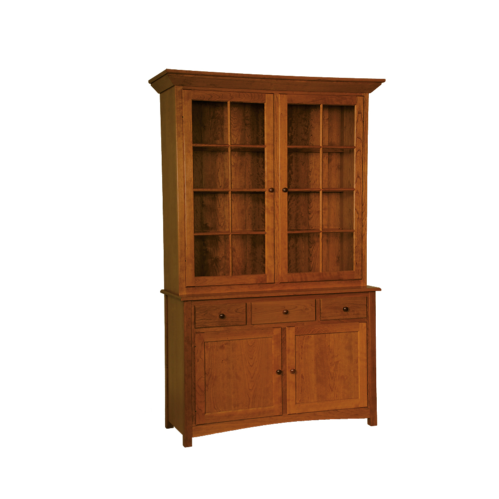 Penns Creek Shaker China Cabinet    Starting at: $