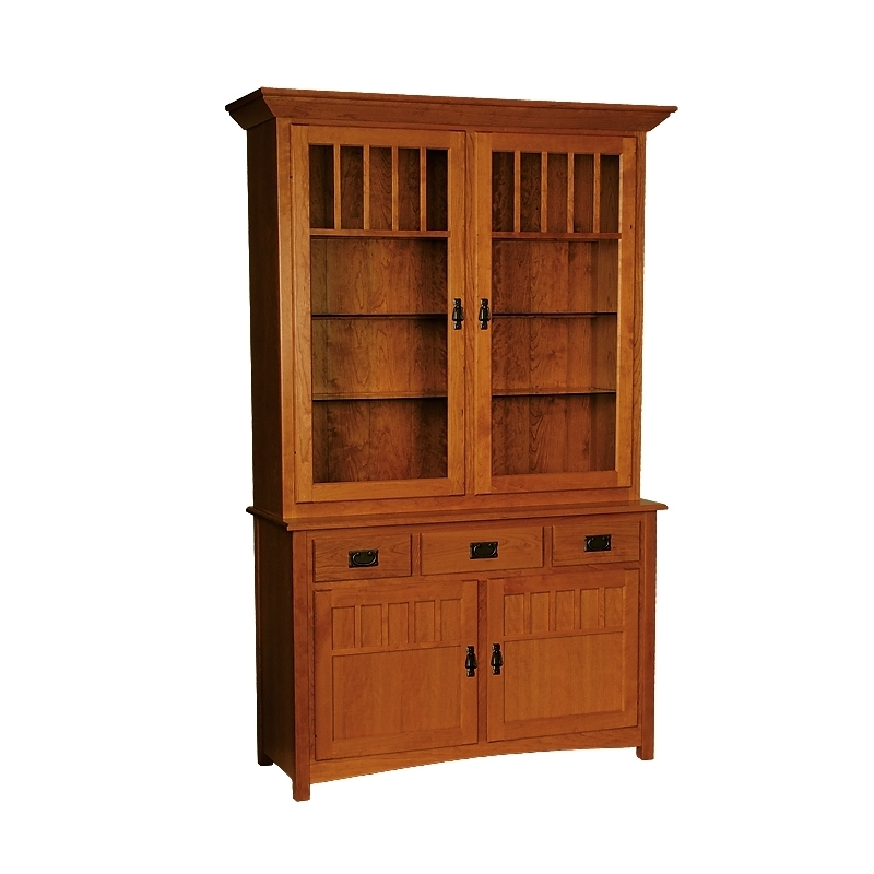 Penns Creek Mission China Cabinet    Starting at: $5,269.99