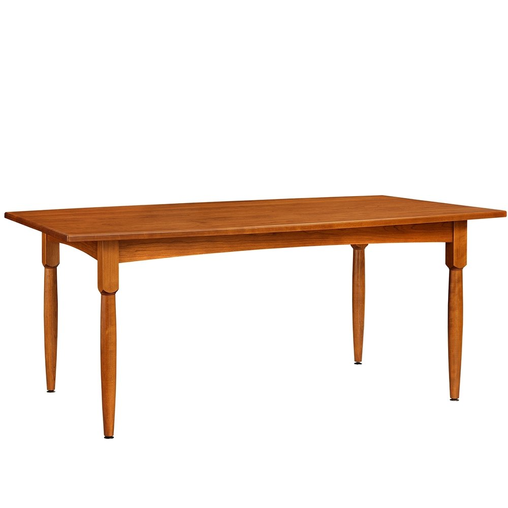 Solid Top Dining Tables