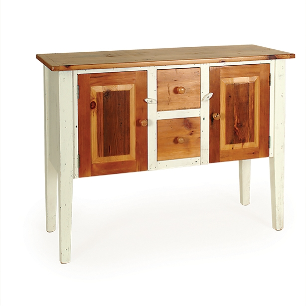 Penns Creek Reclaimed Barnwood Buffet    Starting at: $1,624.99