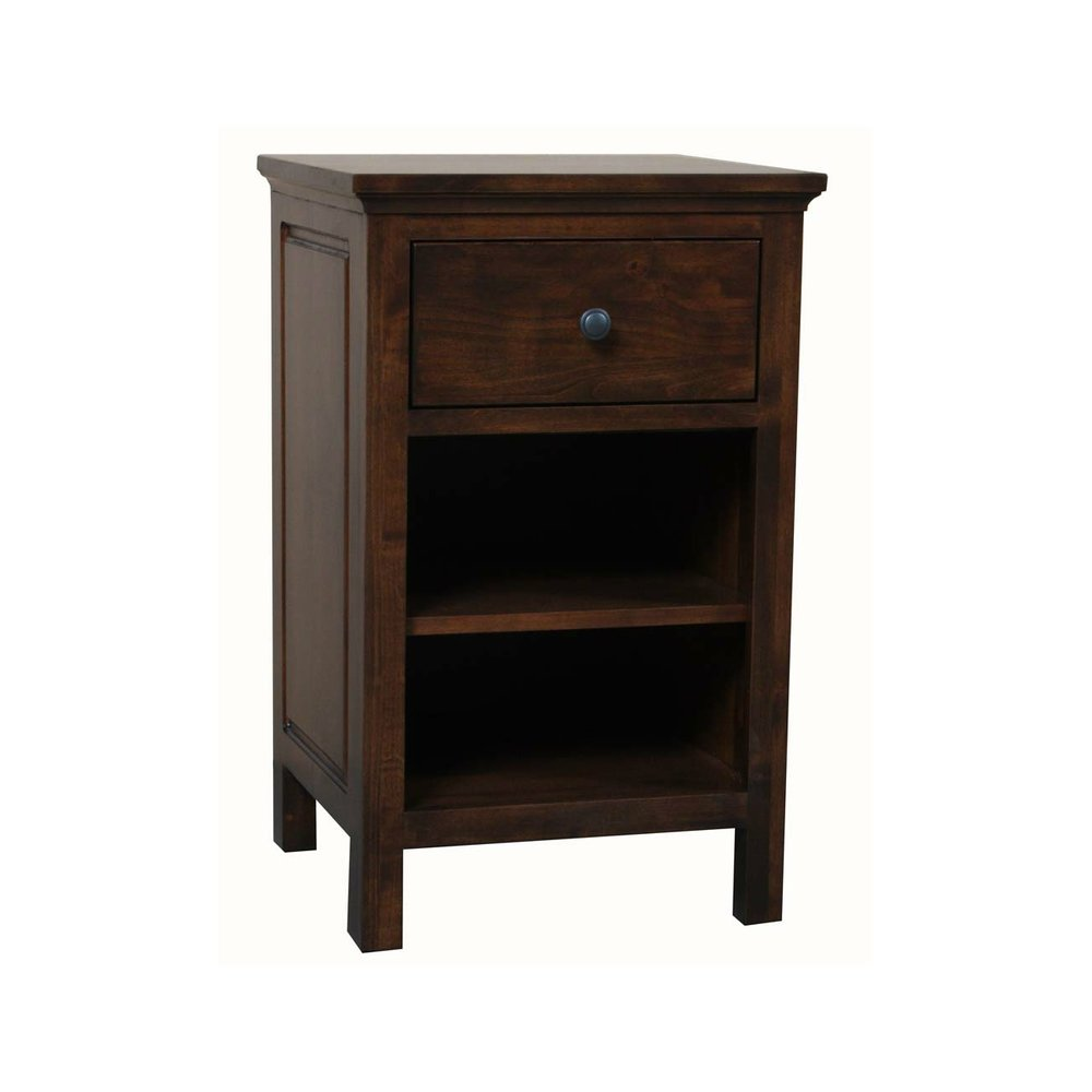 Archbold Heritage 1 Drawer Nightstand    Starting at: $374.99