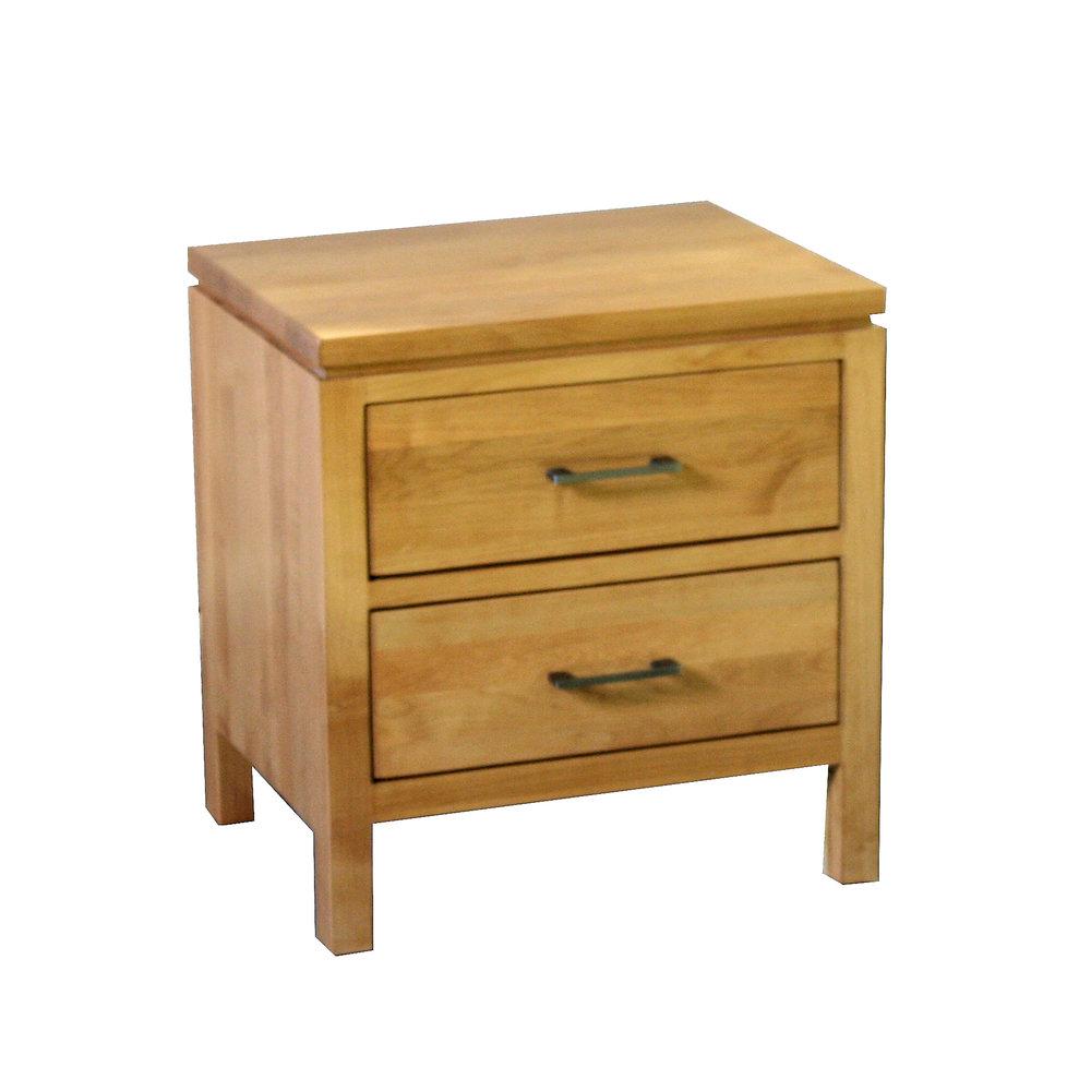Nightstand - Archbold - 2 West 2 drawer nightstand - Finished.jpg